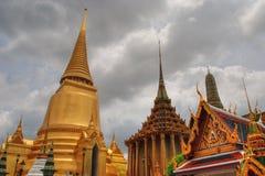 2007年泰国的寺庙 库存照片