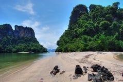2007年泰国的海岛 免版税库存图片