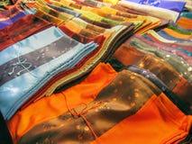 2007年泰国面纱 库存图片