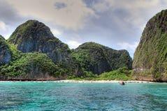 2007年海岛发埃 免版税库存图片
