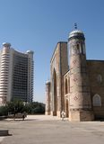 2007 chorsu kukeldash madrassah Tashkent Fotografia Royalty Free