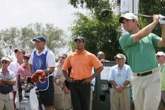 2007 doral Tiger Woods Arkivfoto