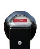 2007 Enden Stockfoto