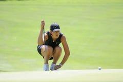 2007 Evian wykonuje Michelle wie Zdjęcie Stock
