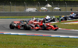 2007 f1 f2007马来西亚sepang 库存图片