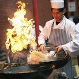 2007, Feier des Chinesischen Neujahrsfests Lizenzfreie Stockfotografie