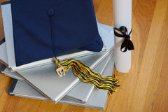 2007 graduation Royalty Free Stock Images