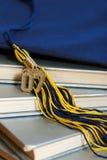 2007 graduation stock image