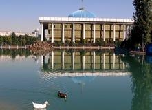 2007 majlis september tashkent Arkivbild
