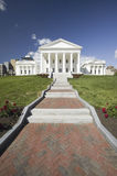 The 2007 restored Virginia State Capitol, Stock Images