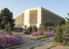 2007 target0_1_ nowożytnych Samarkand zdjęcia stock