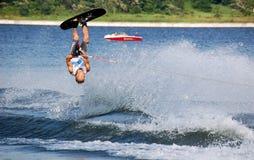 2008个杯子putajaya waterski世界 库存图片