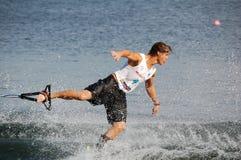 2008个杯子putrajaya waterski世界 免版税库存照片
