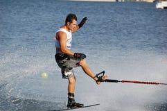 2008个杯子waterski世界 免版税库存照片