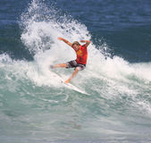 2008夏威夷赞成礁石 库存照片