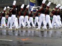 2008年克劳斯游行圣诞老人多伦多 免版税库存图片