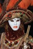 2008年狂欢节威尼斯 免版税库存照片