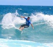 2008年竞争光环额外的赞成海浪 免版税图库摄影