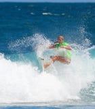 2008年竞争光环额外的赞成海浪 库存照片
