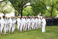 2008年美国日独立游行s 免版税图库摄影