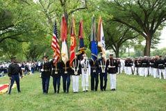 2008年美国日独立游行s 免版税库存图片