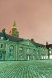 2008年艺术文化爱尔兰现代musuem晚上 免版税库存照片