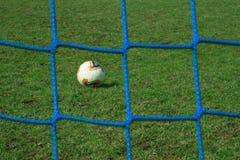 2008年足球 库存照片