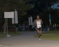 2008年马拉松新加坡 图库摄影