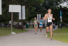 2008年马拉松新加坡 免版税库存照片