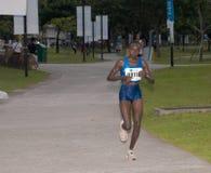 2008年马拉松新加坡 免版税库存图片