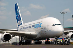 2008年airshow新加坡 库存图片