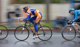2008年amgen自行车加利福尼亚种族浏览 免版税库存照片