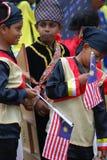 2008年merdeka游行 库存图片
