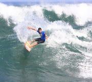 2008海滩haleiwa夏威夷赞成 库存图片