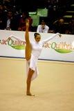 2008 μεγάλο γυμναστικό Μιλάνο prix Στοκ φωτογραφίες με δικαίωμα ελεύθερης χρήσης