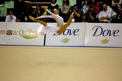 2008 μεγάλο γυμναστικό Μιλάν&omic Στοκ φωτογραφίες με δικαίωμα ελεύθερης χρήσης