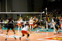 2008 весь волейбол залпа звезды игры стоковые изображения rf