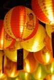 2008 освещают вверх vesak Стоковая Фотография