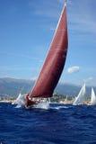 2008 яхт panerai возможности классицистических Стоковые Фото