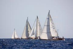 2008 яхт panerai возможности классицистических Стоковая Фотография