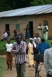 2008 2èmes réfugiés de Dr. nov. du Congo Photo libre de droits