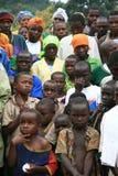 2008 2èmes réfugiés de Dr. nov. du Congo photos libres de droits