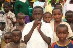 2008 2$ο Κογκό ο Δρ nov refugees Στοκ φωτογραφία με δικαίωμα ελεύθερης χρήσης