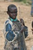 2008 2-ых беженцев Др. ноября Конго Стоковое Изображение RF