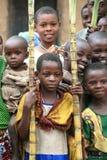 2008 2-ых беженцев Др. ноября Конго Стоковая Фотография