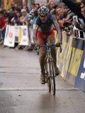 2008-2009 de Kop van de Wereld Cyclocross Stock Foto's