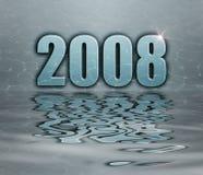 2008 Obraz Stock