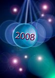 2008 Lizenzfreies Stockbild