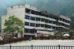 2008 512 Wenchuan Erdbeben Lizenzfreie Stockbilder