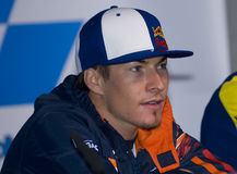 2008 American Nicky Hayden Royalty Free Stock Photo